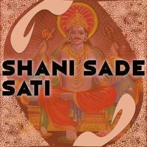 Sade Saati - Shani Sade Satti , effect and remedies in
