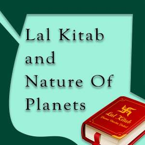 lal kitab and nature of planets