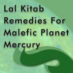 lal kitab remedies for mercury